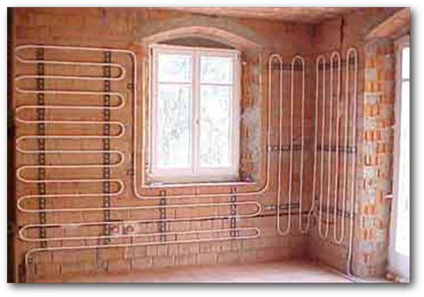 Hydronics manufacturing a brief history of radiant wall for In wall heating system